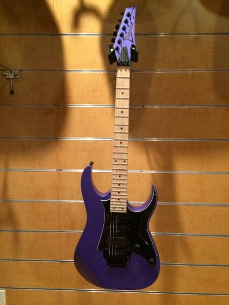 ibanez rg450m electric guitar violent violet metallic reverb. Black Bedroom Furniture Sets. Home Design Ideas