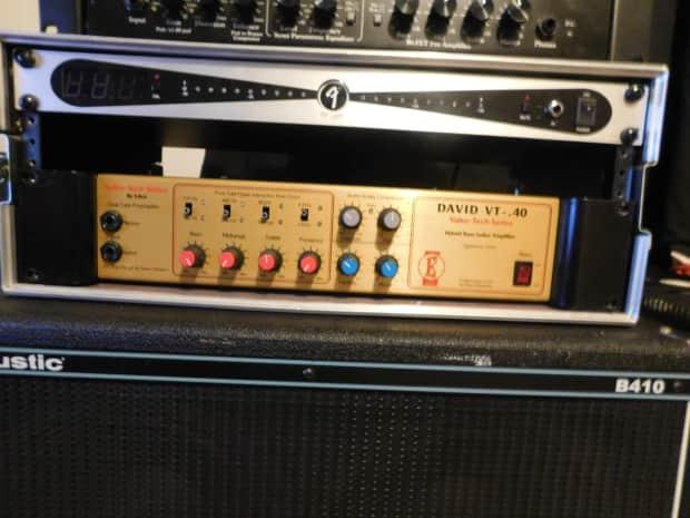 Eden Auto Sales >> Eden VT-40 bass amp 1992 gold & black | Reverb