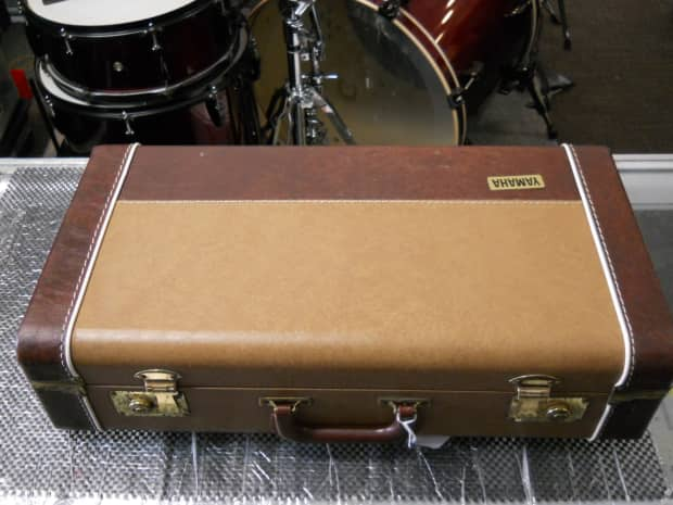 Yamaha ytr 232s silver bb trumpet w case mij 0256xxx for Yamaha ytr 4335gs ii