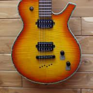 <p>Parker PM20 Pro Honey Sunburst Electric Guitar</p>  for sale