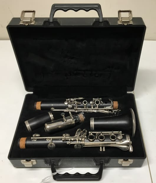 Yamaha model 34 wooden bb clarinet reverb for Yamaha beginner clarinet