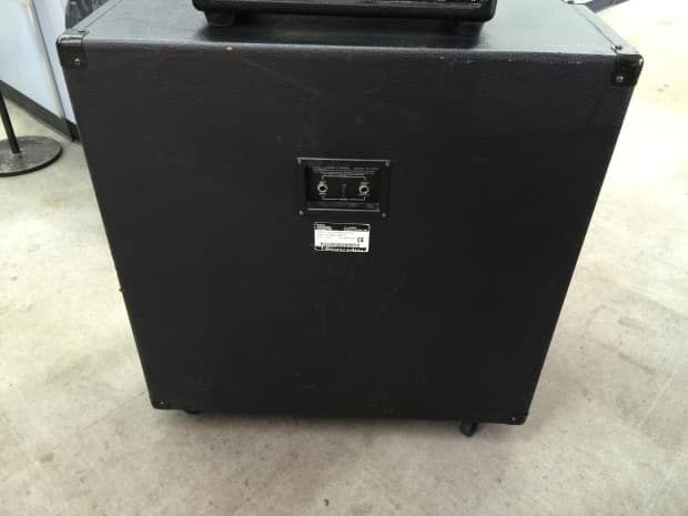 peavey 412ms stereo guitar 4x12 cabinet sheffield equipped reverb. Black Bedroom Furniture Sets. Home Design Ideas