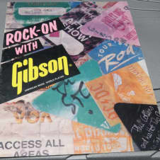 1986 Gibson Catalog image