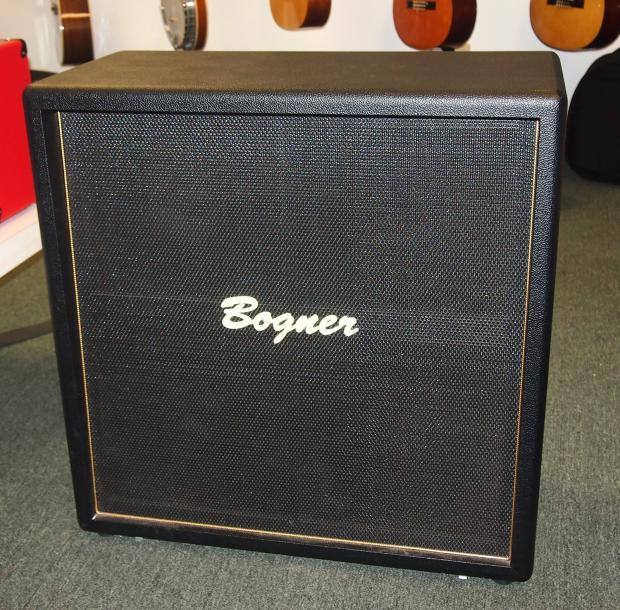 bogner 412st 4x12 straight electric guitar speaker cab cabinet 16 ohm reverb. Black Bedroom Furniture Sets. Home Design Ideas