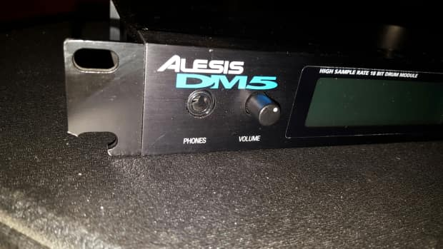 alesis dm5 drum module manual