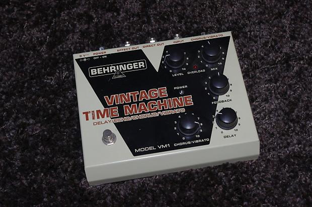 vintage time machine