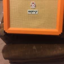 Orange Micro Terror  With 60Watt 4x12 Cab image