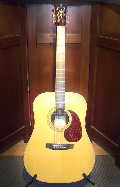 Mahogany Wood Guitar ~ Silver creek d all solid wood spruce mahogany acoustic