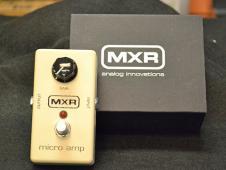 MXR Analog Micro Amp image