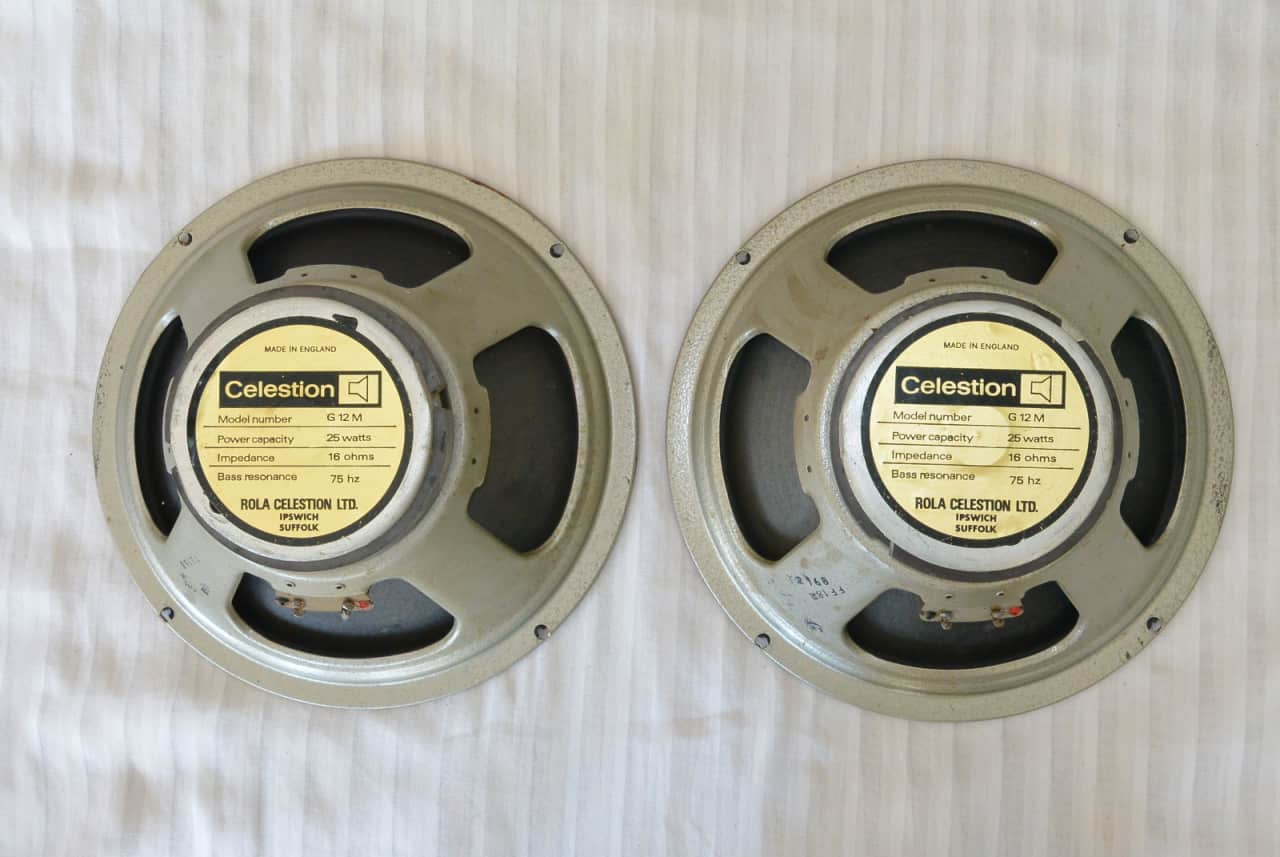dating rola celestion speakers History of early marshall amplifiers   the vintage marshall/ celestion speakers are known as pre-rola and rola  england factory labeled as rola celestion ltd.