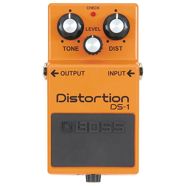boss ds 1 distortion guitar effects pedal reverb. Black Bedroom Furniture Sets. Home Design Ideas