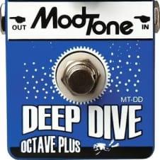 Modtone Deep Dive Octave Plus Pedal image