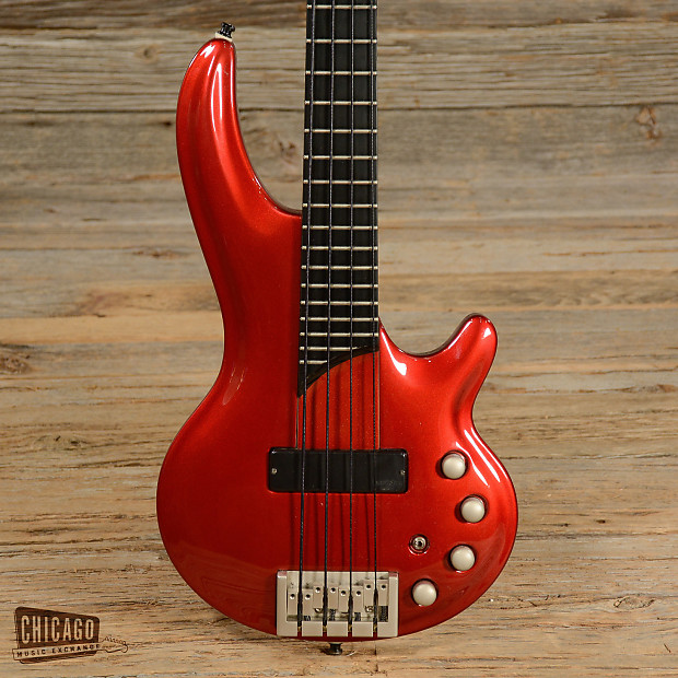 Cort Curbow 4 Bass Red Used S676 Reverb