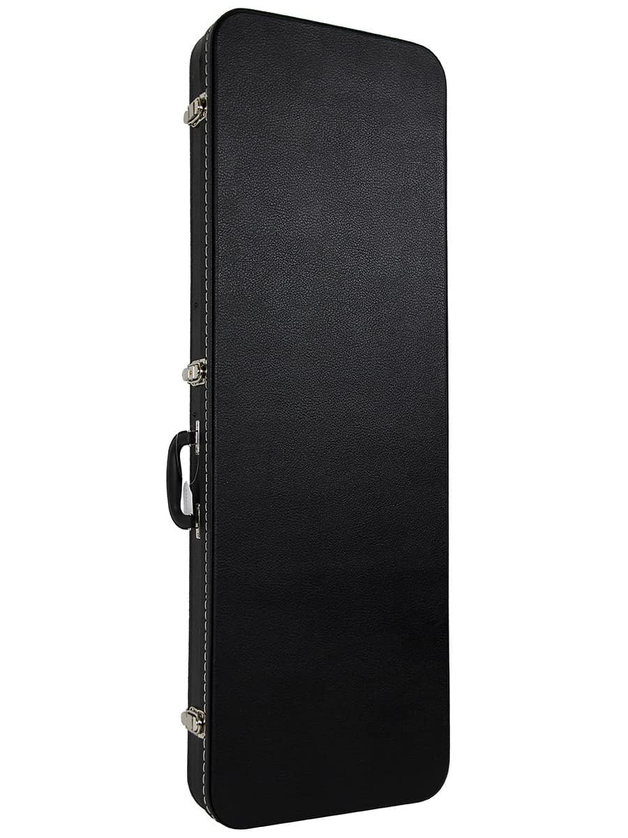 gearlux bass guitar hard case rectangular reverb. Black Bedroom Furniture Sets. Home Design Ideas