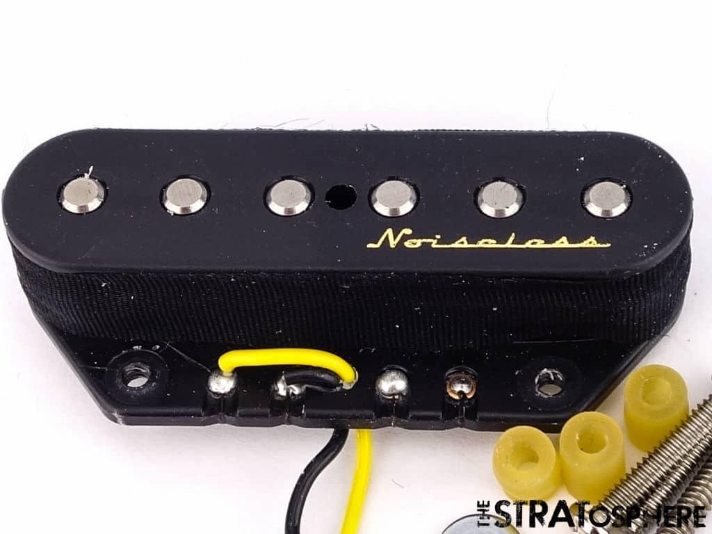 Fender Vintage Noiseless Tele Pickup Set Musicians Friend