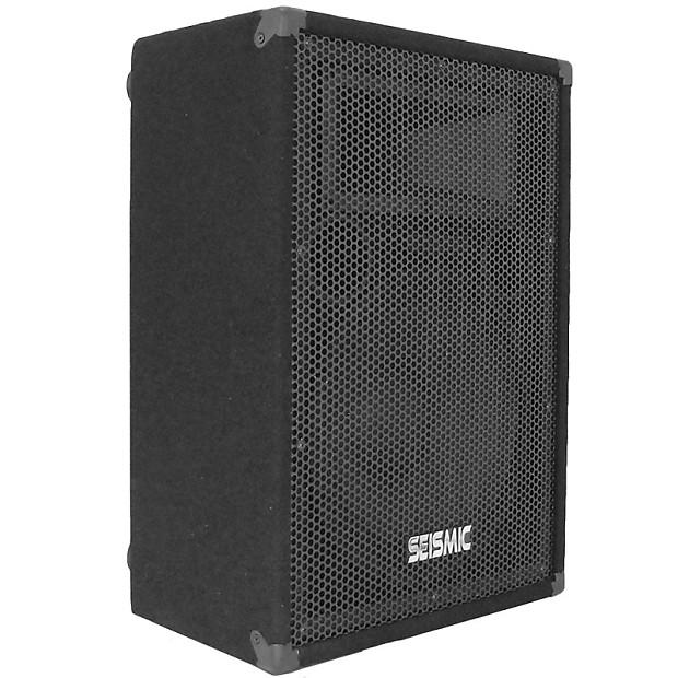 New seismic audio 12 floor monitor stage pa dj speaker for 12 floor speakers