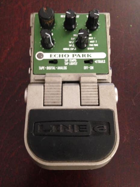 Echo Park Delay : line 6 echo park delay pedal reverb ~ Vivirlamusica.com Haus und Dekorationen