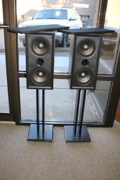 Klipsch Kg Series Kg2 2 Bookshelf Speakers In Black With