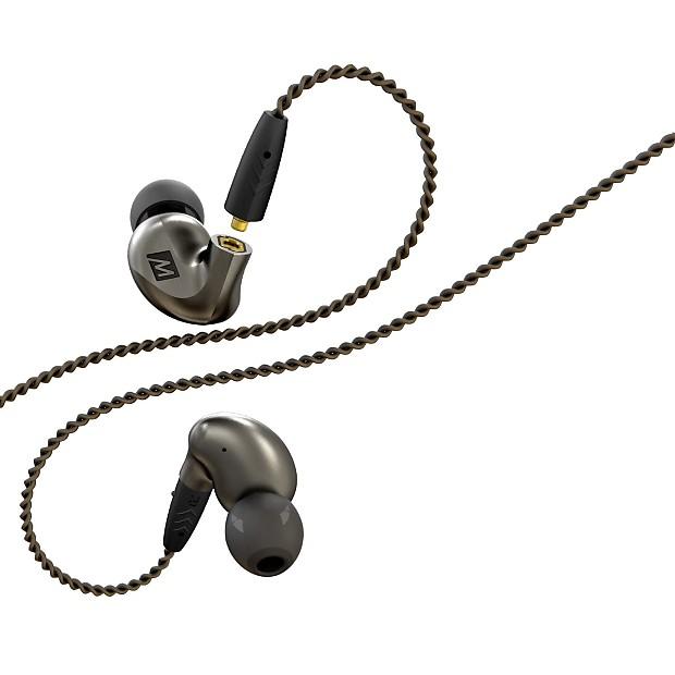 mee audio pinnacle p1 high fidelity audiophile in ear reverb. Black Bedroom Furniture Sets. Home Design Ideas