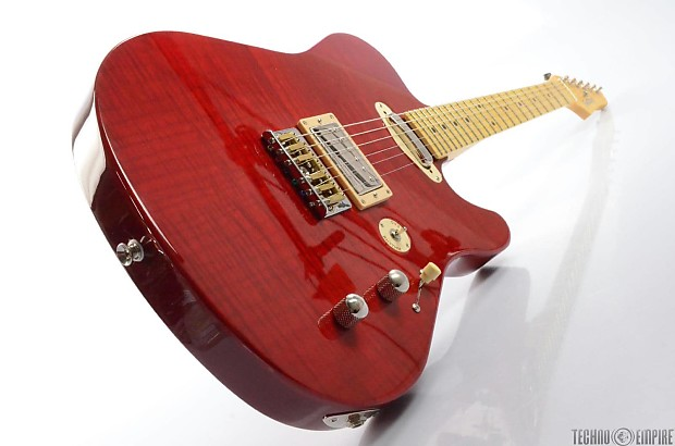 buzz feiten blues pro deluxe tele style electric guitar w reverb. Black Bedroom Furniture Sets. Home Design Ideas