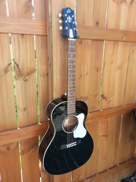 the loar model lo 16 flattop acoustic guitar gibson l 00 copy reverb. Black Bedroom Furniture Sets. Home Design Ideas