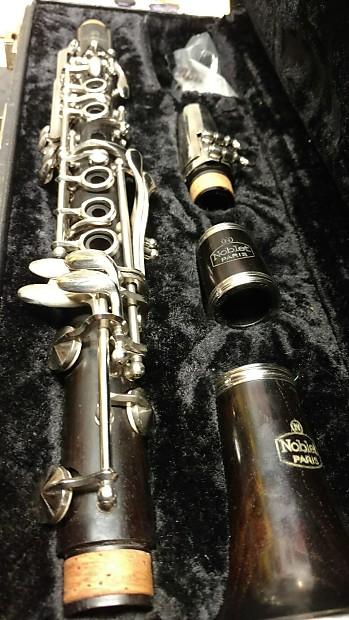 E Flat Clarinet Noblet Paris by...