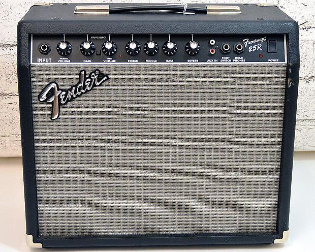 Fender 25r Amp : fender frontman 25r combo amp reverb ~ Russianpoet.info Haus und Dekorationen
