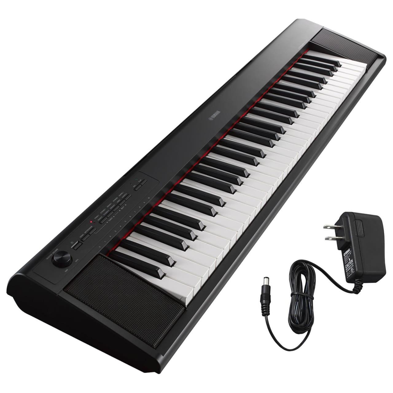 Yamaha np 12b kit piaggero 61 key controller with power for Yamaha digital piano controller
