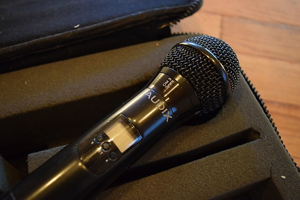 audix rad 360 wireless handheld mic om3 near mint used reverb. Black Bedroom Furniture Sets. Home Design Ideas