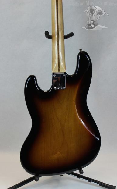 fender 70 39 s jazz bass with upgraded dimarzio pickups 3 tone sunburst reverb. Black Bedroom Furniture Sets. Home Design Ideas