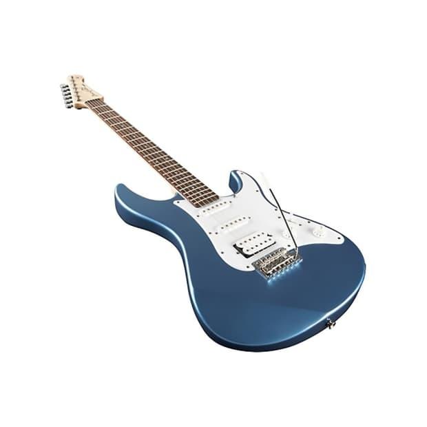 yamaha pac112j pacifica electric guitar lake blue reverb. Black Bedroom Furniture Sets. Home Design Ideas