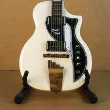 Beautiful 1960 Supro Dual Tone (Link Wray, Bowie) - Minty! image