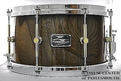 canopus zelkova snare drum 14x8 reverb. Black Bedroom Furniture Sets. Home Design Ideas