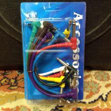 CBI Cables CB2-8RA Patch Cable 8 Pack Bundle image