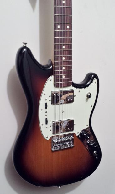 Fender Pawn Shop Series : fender mustang special pawn shop series 2012 sunburst reverb ~ Hamham.info Haus und Dekorationen