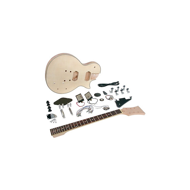 Build Your Own Guitar Kit Instructions