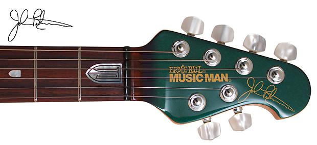 new 2014 music man jp6 john petrucci guitar in mystic dream reverb. Black Bedroom Furniture Sets. Home Design Ideas