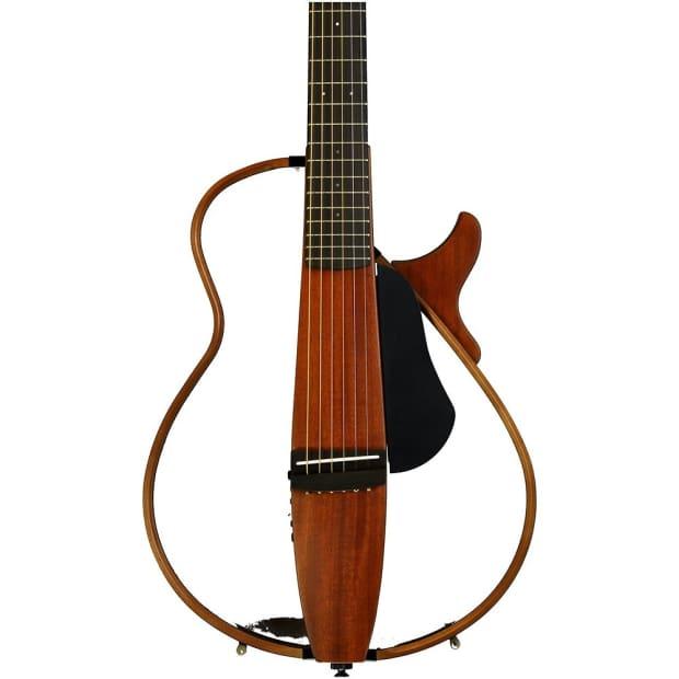 Yamaha slg200s steel string silent guitar in natural for Yamaha slg200s steel string silent guitar