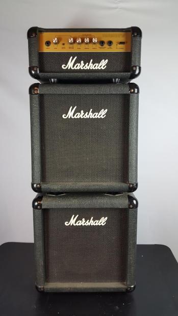 marshall vs 10 mini stack 8001 reverb. Black Bedroom Furniture Sets. Home Design Ideas