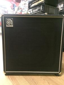 AMPEG BA-115HPT 220 Watt Bass Combo Preamp Tube Amplifier  - - Will Receive This Model New In Box image