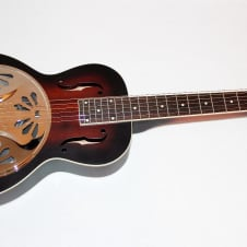 Gretsch G9230 Bobtail Square Neck Acoustic-Electric Resonator Guitar image