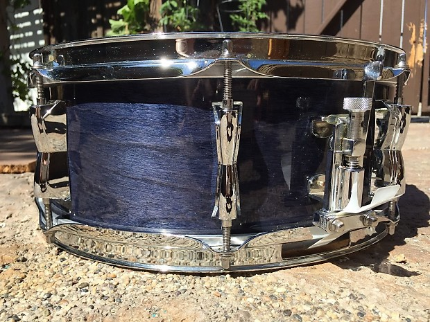 yamaha stage custom birch snare drum 14 sapphire blue reverb. Black Bedroom Furniture Sets. Home Design Ideas