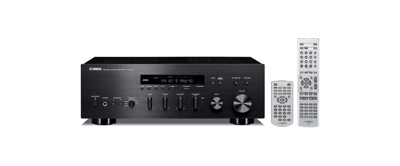 Yamaha r s700bl hifi stereo receiver reverb for Yamaha r s700 receiver