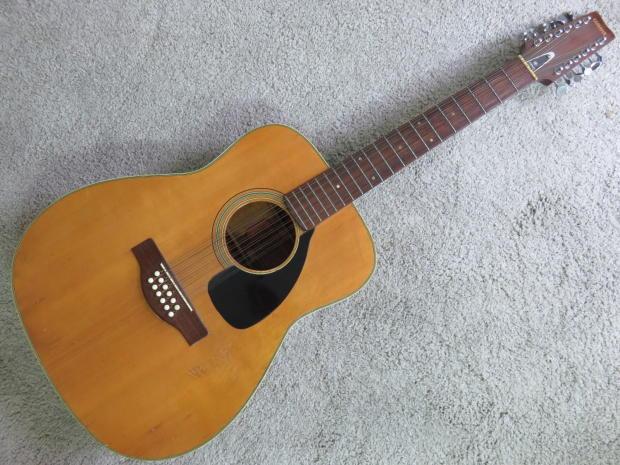 Yamaha Fg  String Acoustic