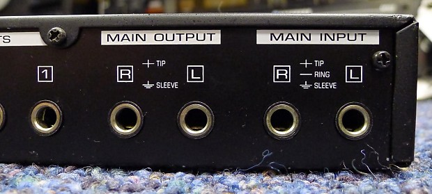Behringer Ultralink MX 662 6 Channel Splitter Mixer MX662