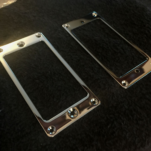 Fit Direct Mount Pickups To Pickup Rings