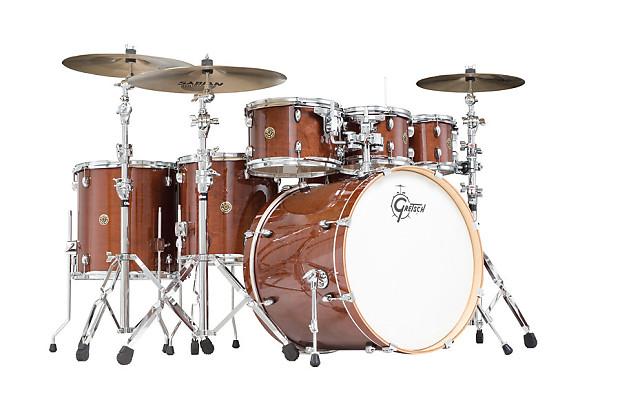 gretsch catalina maple 7 piece drum kit w hardware reverb. Black Bedroom Furniture Sets. Home Design Ideas