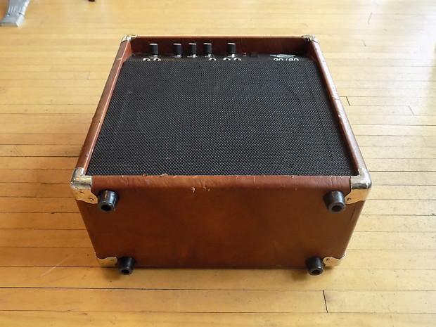 vintage pignose 30 60 guitar combo amp reverb. Black Bedroom Furniture Sets. Home Design Ideas