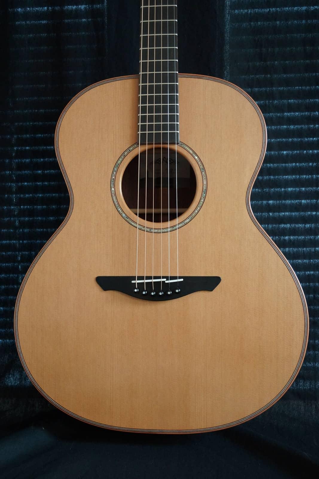 brand new waranteed avalon a1 20 cedar top acoustic guitar reverb. Black Bedroom Furniture Sets. Home Design Ideas