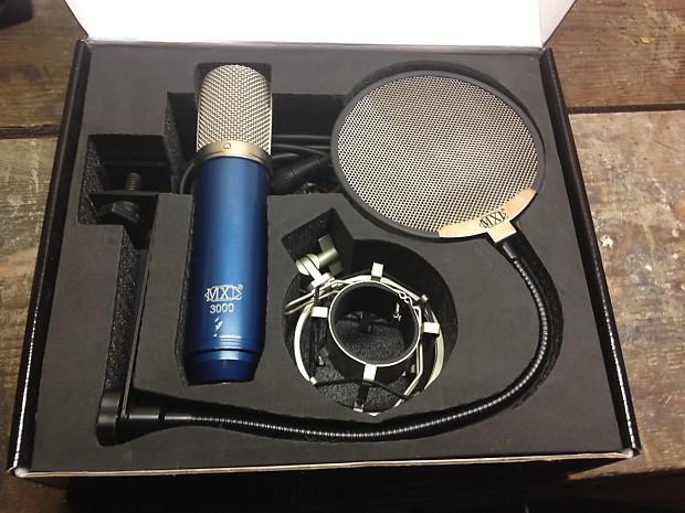MXL Vocalist MXL 3000 Microphone Bundle   Reverb